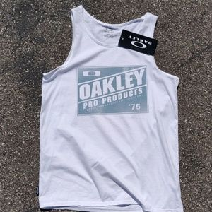 Oakley Pro Products Since 75 Tank Top